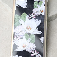 Zero Gravity After Dark Black Floral Print iPhone 6 and 6s Case