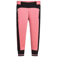 Versace Girls Pink Neoprene Pants (Mini-Me) | New Collection