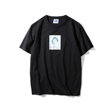 spbest MDNS x KIKO x WING SHYA Celebrity Photo Print T-Shirt