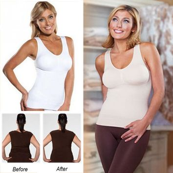 Slimming Underwear Bodysuits Slim Body Shaper Wear Hot Shapers Waist Trainer Corset modeling strap Slimming Belt Shapewear women