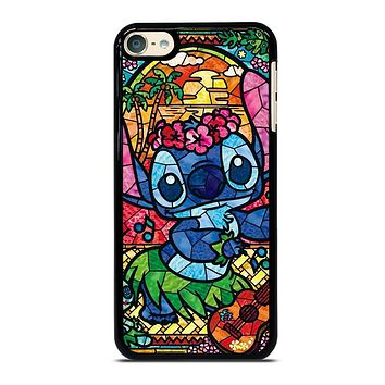 LILO & STITCH STAINED GLASS iPhone Case