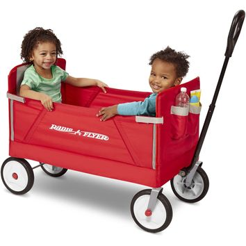 Radio Flyer 3-in-1 EZ Fold Wagon - 3950