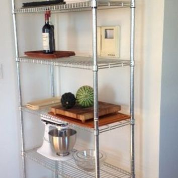 Omar Kitchen Shelf Unit (IKEA)
