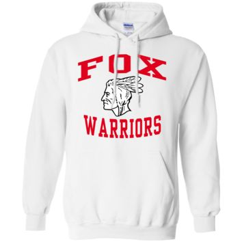 Fox High School Pullover Hoodie 8 oz - Jostens School Stores