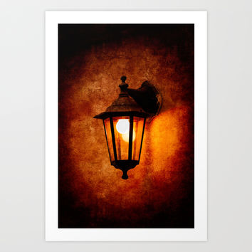 The Age Of Electricity Art Print by Digital2real
