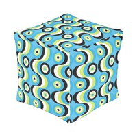 Waves Outdoor Pouf