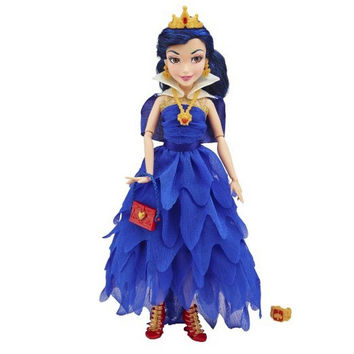 Disney Descendants Isle of the Lost Coronation Doll [Evie]