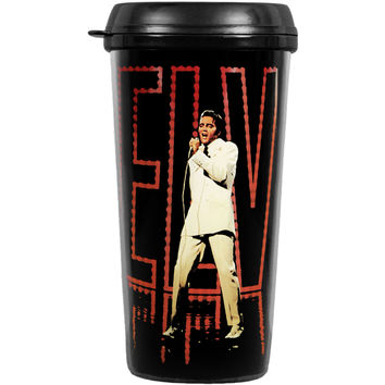 Elvis Presley - Travel Mug