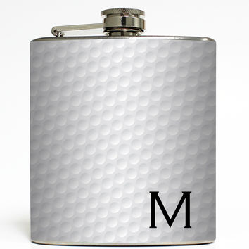 Golf Ball Flask