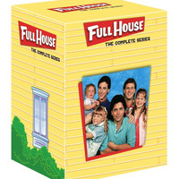 Full House - The Complete Series Collection (DVD, 2014, 32-Disc Set) | eBay