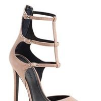 KENDALL + KYLIE 'Alisha' Tiered Ankle Strap Pump (Women) | Nordstrom