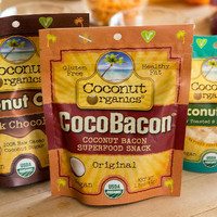 Coconut Bacon and Chip Variety Pack - Vegan Cuts