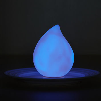 Sudsy Buddy Bath Light in Droplet