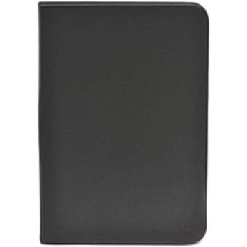 Gear Head MPS4500BLK Carrying Case (Portfolio) for iPad - Black - Leather - 9.3 Height x 5.8 Width x 0.6 Depth
