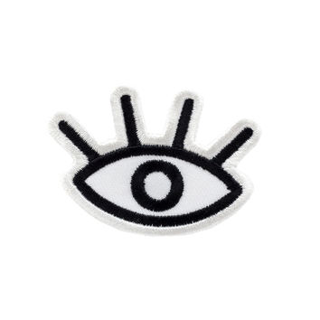 Eyeball Patch Pin