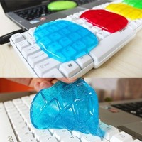 LEMO® Gulu Multi-function Keyboard Cleaning Gel Sticky Jelly Computer Dust Remover Magic and Fun