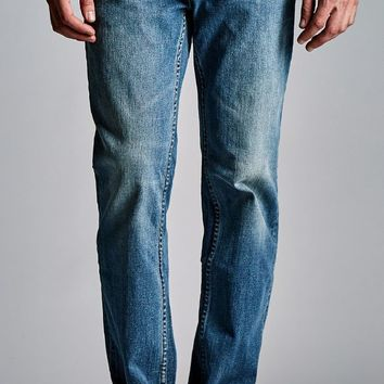 Billabong Fifty Straight Jeans - Mens Jeans - Blue