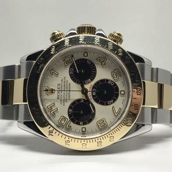 VONW3Q Rolex Daytona 116523 Wrist Watch for Men
