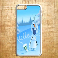 Hello olaf Starbucks for iphone 4/4s/5/5s/5c/6/6+, Samsung S3/S4/S5/S6, iPad 2/3/4/Air/Mini, iPod 4/5, Samsung Note 3/4, HTC One, Nexus Case*PS*