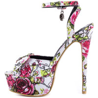 Iron Fist - Creepy Rose SuperPlat - Wht