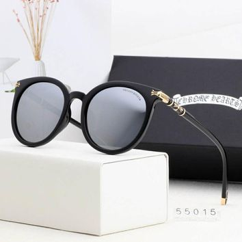 Chrome Hearts fashion new more color polarized sunscreen glasses eyeglasses