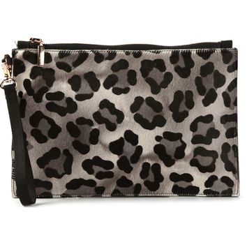 belle rose leather purse - Best Leopard Print Clutch Bag Products on Wanelo