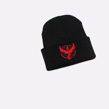 Go Pokemon Beanie Hat Men Women