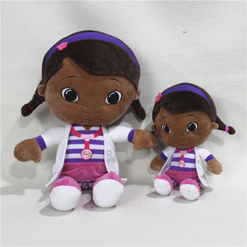 Doc McStuffins Clinic Doctor Plush Doll