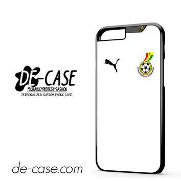 Ghana Soccer Jersey DEAL-4648 Apple Phonecase Cover For Iphone 6 / 6S