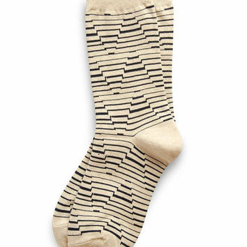 Richer Poorer Zadie Stripe Sock