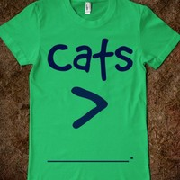 Cats > _____. - Tees 4 Me