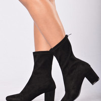 New Girl Heel - Black