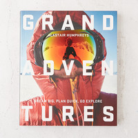 Grand Adventures By Alastair Humphreys | Urban Outfitters
