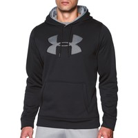 Under Armour Men's Storm Armour Fleece Big Logo Hoodie | DICK'S Sporting Goods