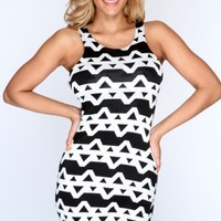 Black White Printed Dress @ Amiclubwear sexy dresses,sexy dress,prom dress,summer dress,spring dress,prom gowns,teens dresses,sexy party wear,women's cocktail dresses,ball dresses,sun dresses,trendy dresses,sweater dresses,teen clothing,evening cocktail d
