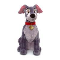 Disney Tramp Large Soft Toy | Disney Store