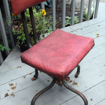 Vintage 1950 Sturgis Posture Chair (Industrial Cool)