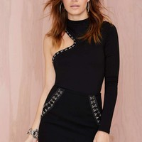 Nasty Gal So Hooked Cutout Bodysuit