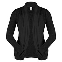 SCOTTeVEST Ladies' Cardigan - Black,
