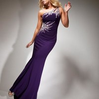Tony Bowls Paris Dress 113748 at Peaches Boutique