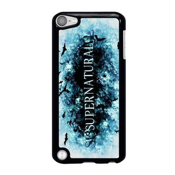 SUPERNATURAL LOGO iPod Touch 5 Case Cover
