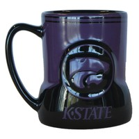 Kansas State Wildcats Coffee Mug - 18oz Game Time
