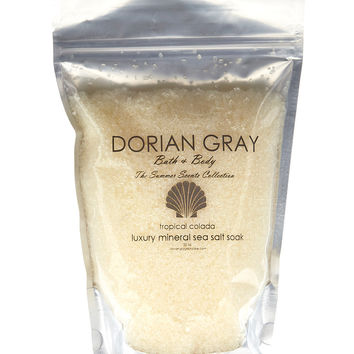 Tropical Colada Luxury Bath Soak-Summer Scents Collection
