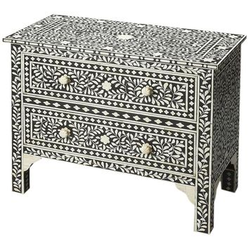 Butler Inlay Chest