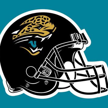 kokoer Diamond Painting Full Square/Round Jacksonville Jaguars Football Logo Daimond Painting Mosaic Embroidery Home Decor Gift