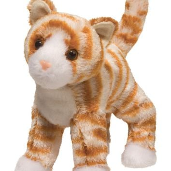 Hally Orange Striped Cat