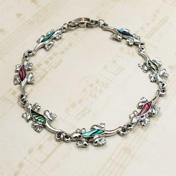 Estate Jewelry -  Gecko Bracelet