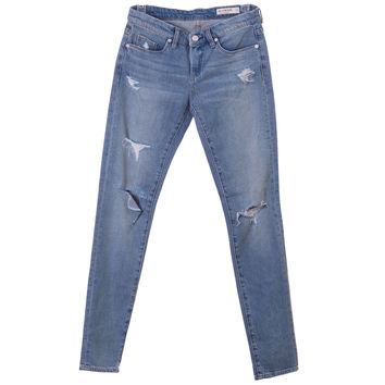 Blank NYC Womens Ripped Jeans