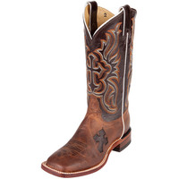 Women's Tony Lama Nicotine Cross Cowgirl Boots