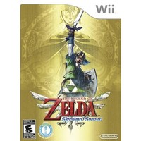 Legend of Zelda: Skyward Sword (Nintendo Wii)